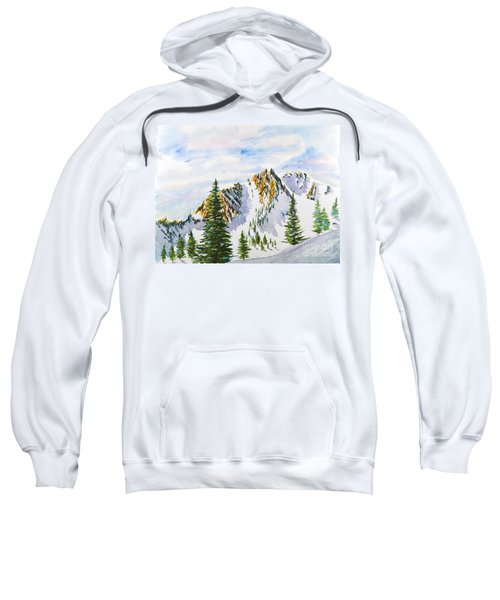 Lone Tree In The Morning Sweatshirt