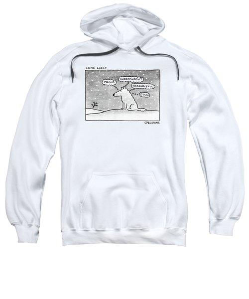 Lone Wolf: Sweatshirt