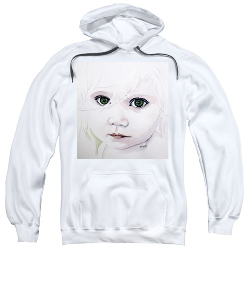 Longing Eyes Sweatshirt