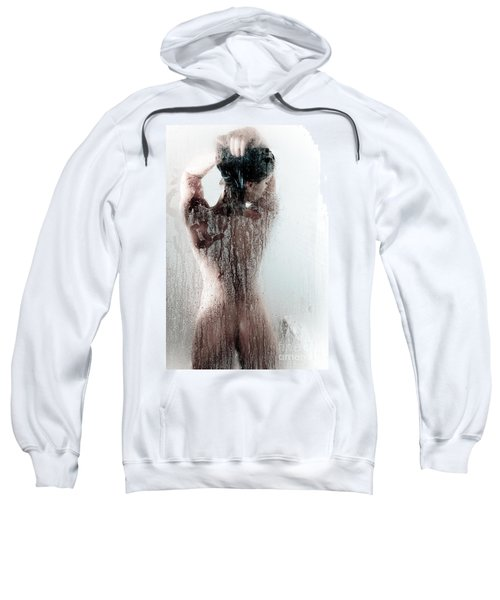 Looking Through The Glass Sweatshirt
