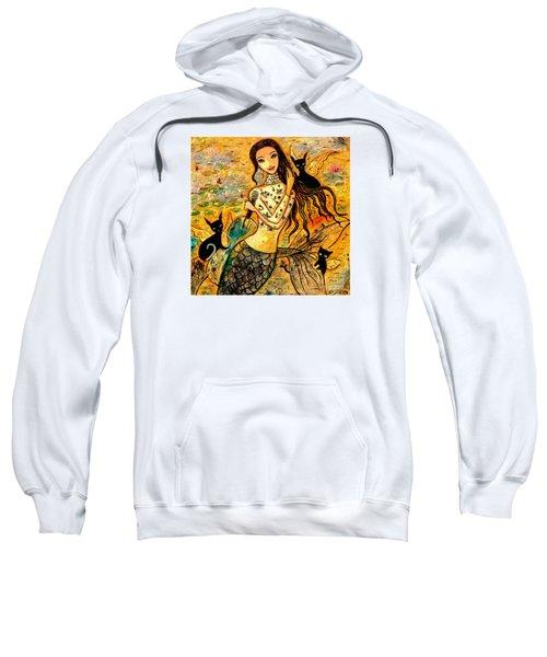 Lotus Pool Sweatshirt