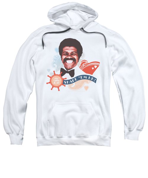 Love Boat - Shake Em Up Sweatshirt