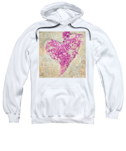 Love Is A Gift Sweatshirt