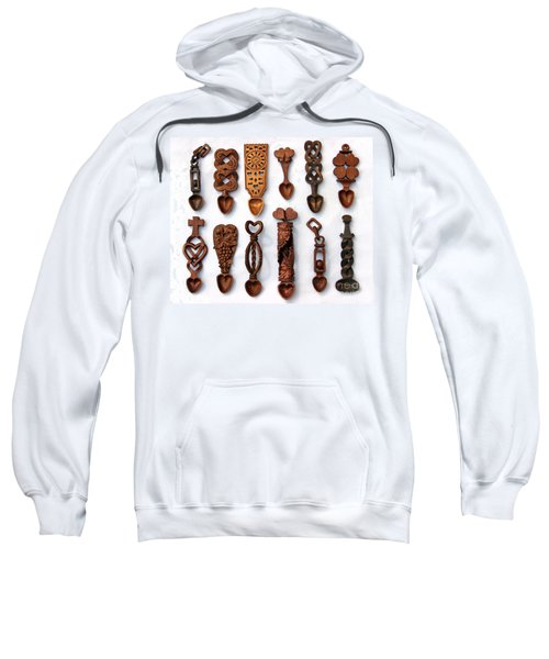 Love Spoons Sweatshirt