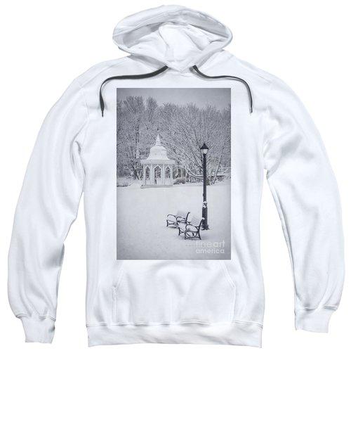 Love Through The Winter Sweatshirt