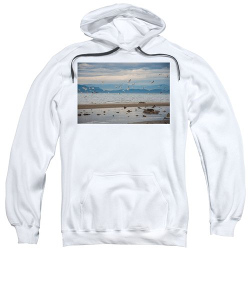 Herring Season  Sweatshirt
