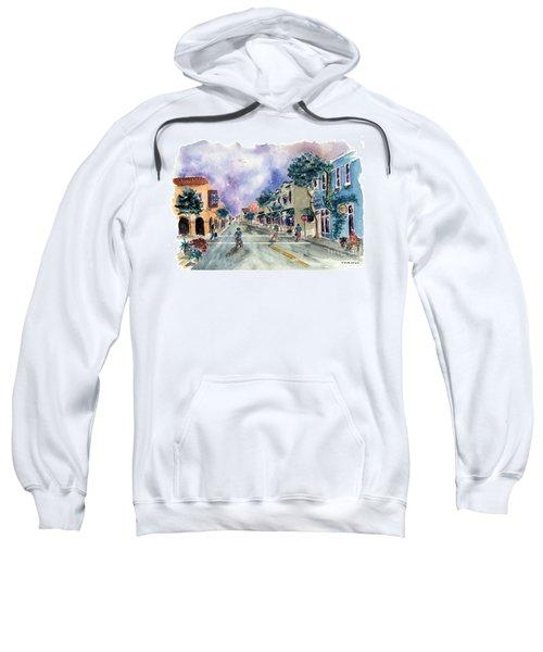 Main Street Half Moon Bay Sweatshirt