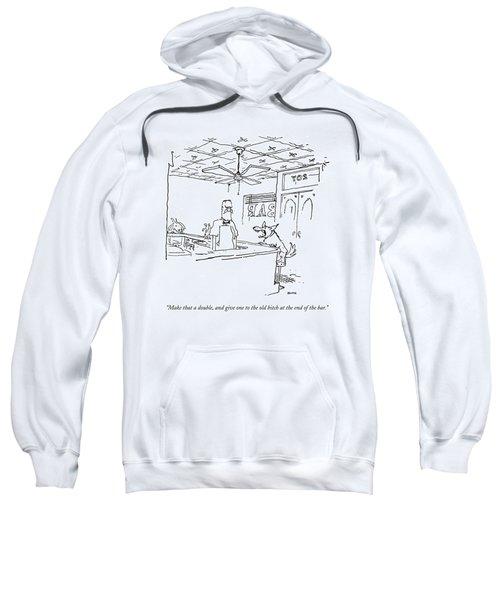 Make That A Double Sweatshirt