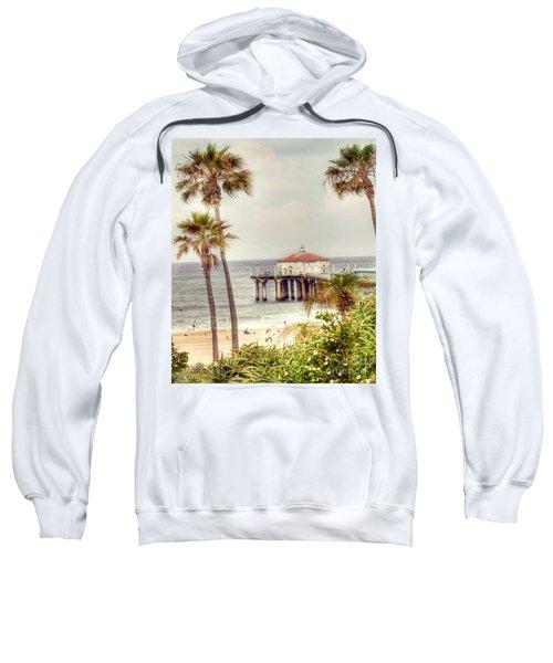 Manhattan Beach Pier Sweatshirt