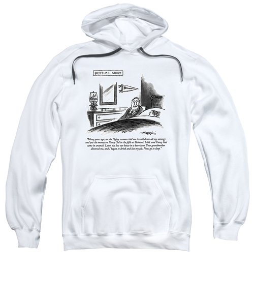 Many Years Ago Sweatshirt