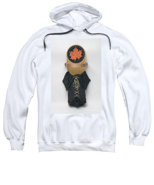 Maple Leaf Cradleboard Sweatshirt
