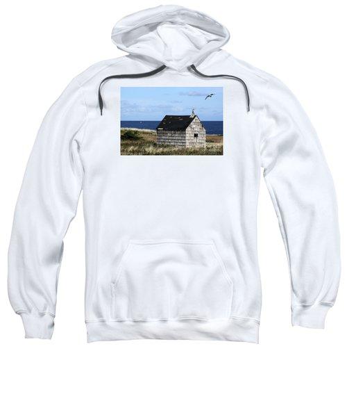 Maritime Cottage Sweatshirt