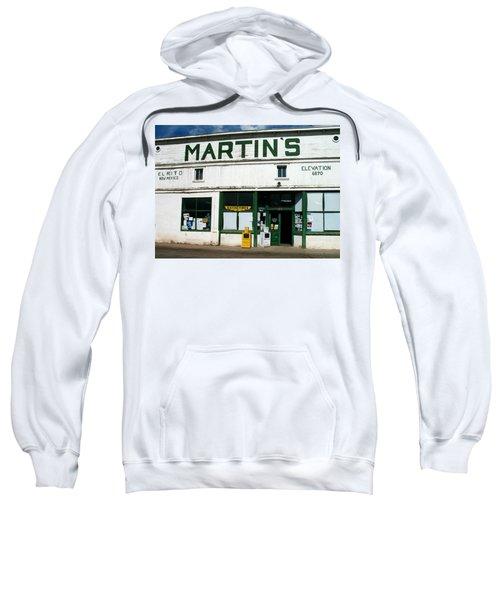 Martin's Sweatshirt