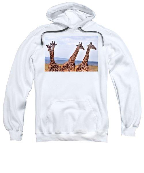 Masai Giraffe Sweatshirt