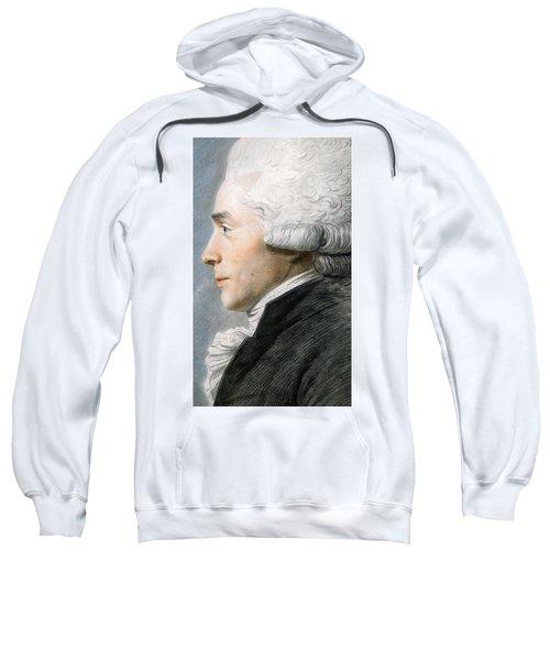 Maximilien De Robespierre  Sweatshirt