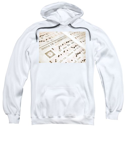 Mediavel Chorus Book  Sweatshirt