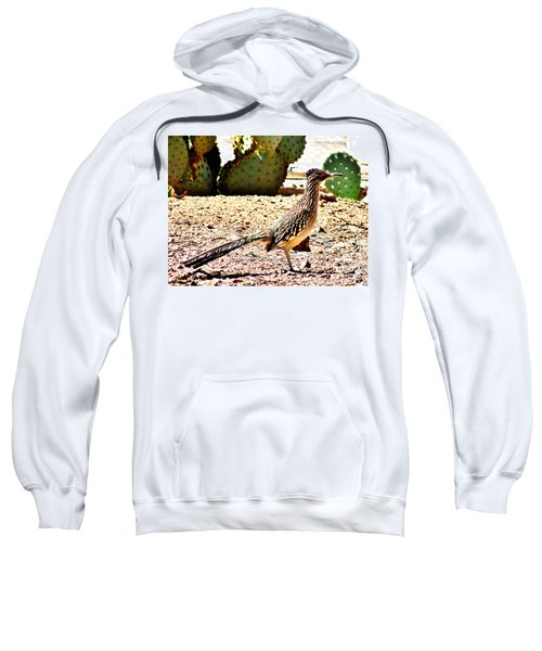 Meep Meep Sweatshirt by Marilyn Smith