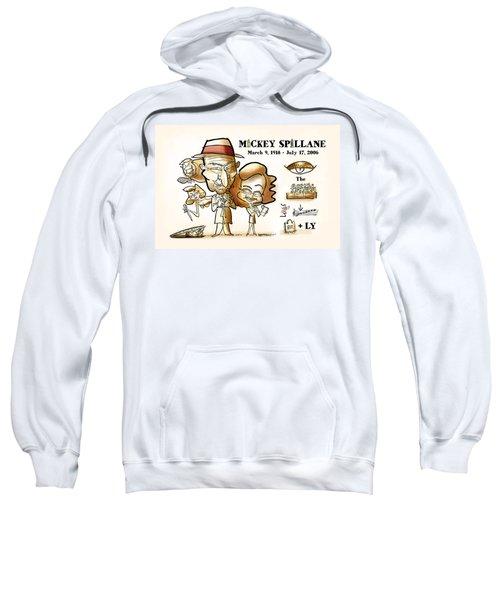 Mickey Spillane Sweatshirt