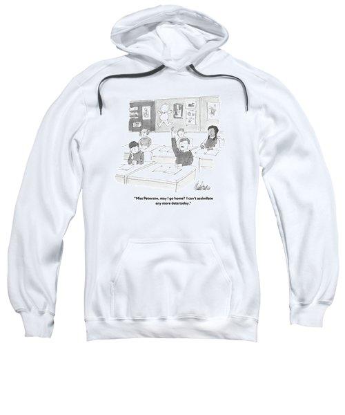 Miss Peterson Sweatshirt