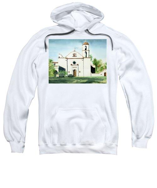 Mission San Luis Rey Colorful II Sweatshirt