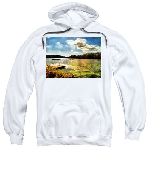 Mohegan Lake Gold Sweatshirt
