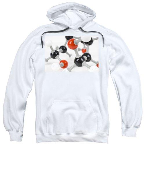 Molecule Model Sweatshirt