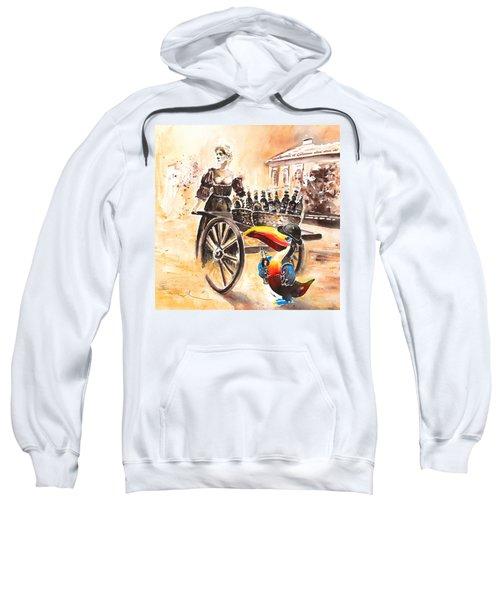 Molly Malone Sweatshirt by Miki De Goodaboom