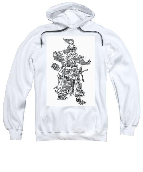 Mongol General Sweatshirt