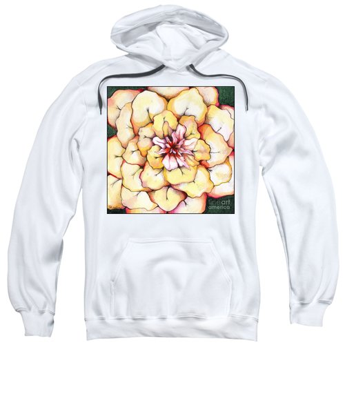 Moon Flower Out Of The Bloomers And Onto The Bloom Sweatshirt
