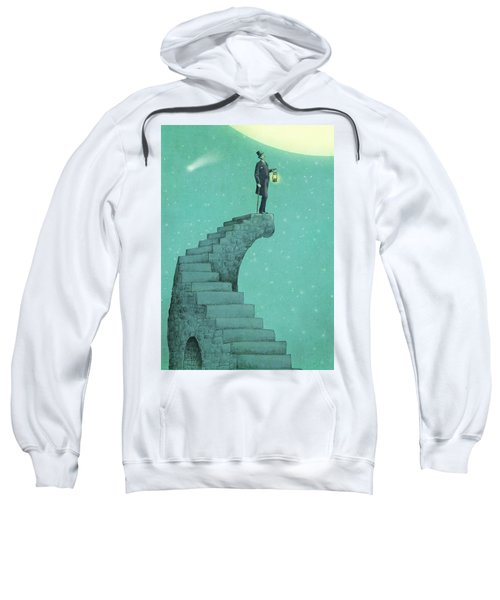 Moon Steps Sweatshirt