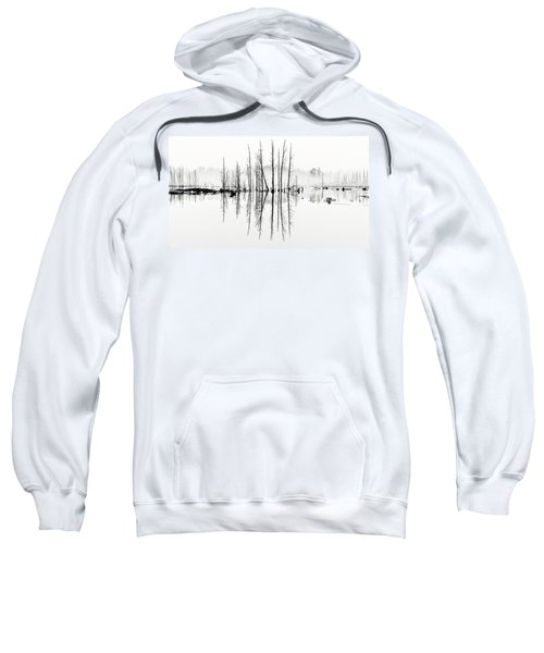Morning Mystery Pine Lands Sweatshirt