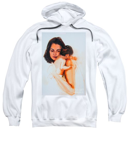 Mother And Child Sweatshirt