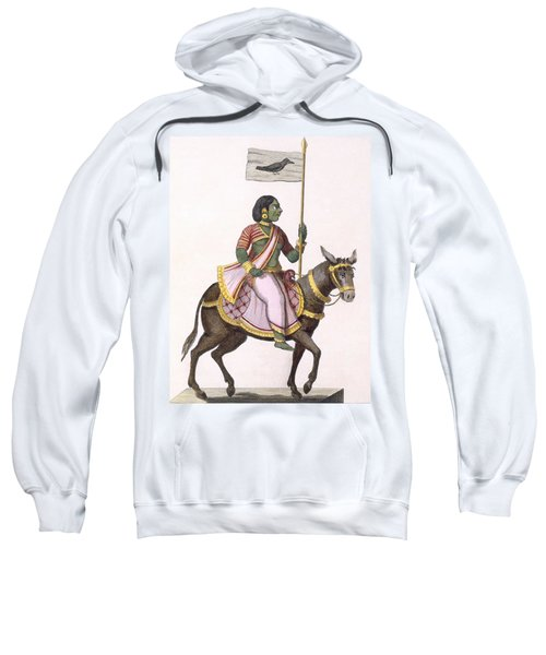 Moudevi, Goddess Of Discord And Misery Sweatshirt