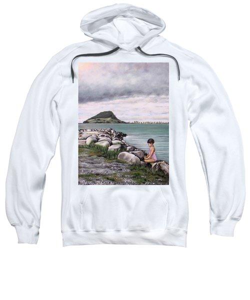 Mt Maunganui 140408 Sweatshirt