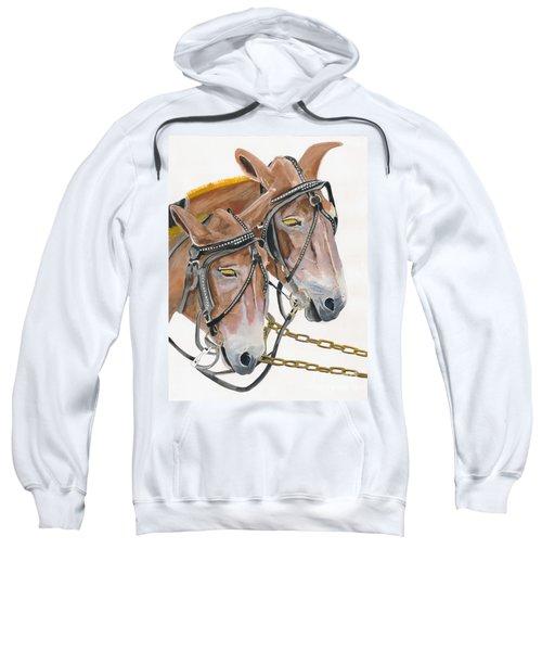 Mules - Two - Beast Of Burden Sweatshirt