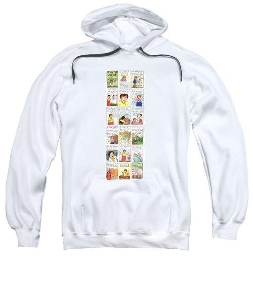 Murder In Apartment 6-k Sweatshirt