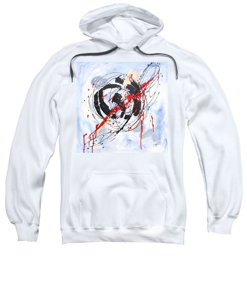 Musical Abstract 002 Sweatshirt