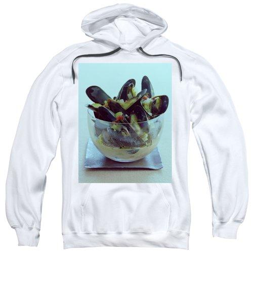 Mussels In Broth Sweatshirt