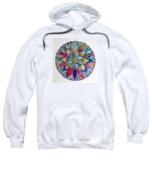 Spring Mandala Sweatshirt