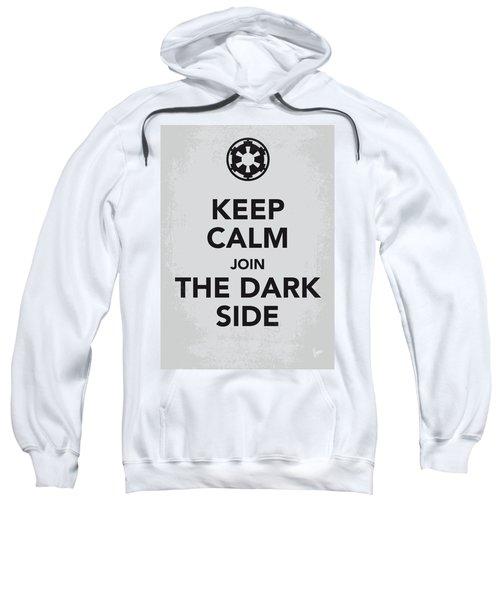 My Keep Calm Star Wars - Galactic Empire-poster Sweatshirt