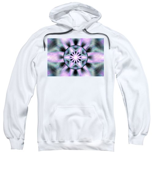 Neo Liquid Sky Sweatshirt by Derek Gedney