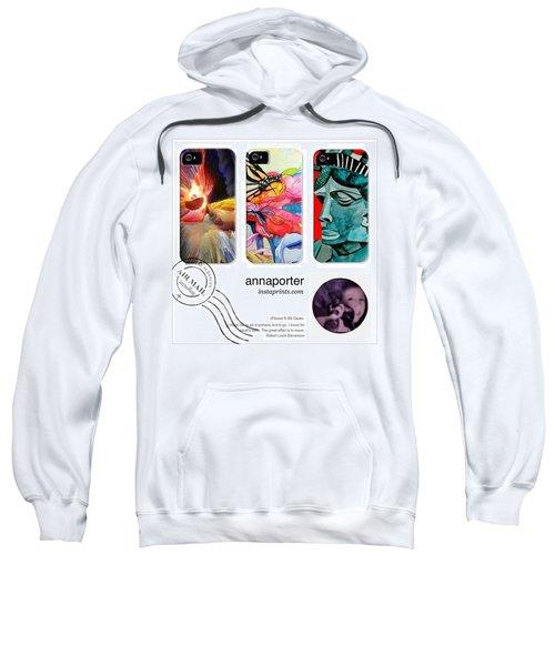 New Abstract Art Iphone 5-5s Cases Sweatshirt