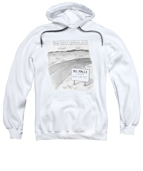 New Jersey's Miracle Mile Sweatshirt