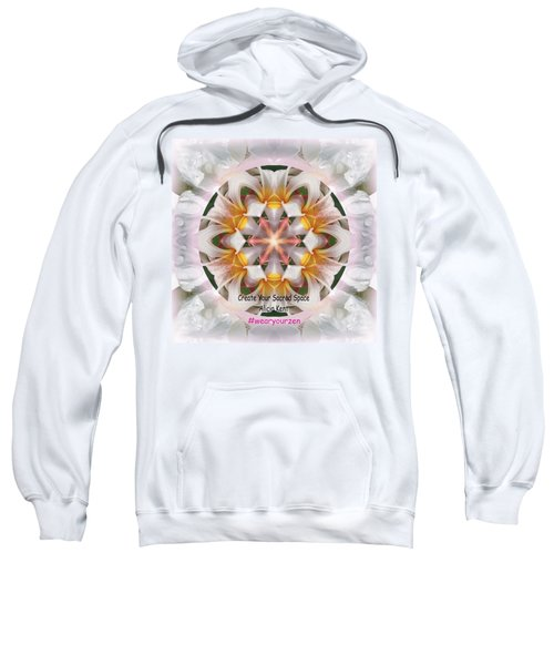 The Heart Knows Custom Sweatshirt