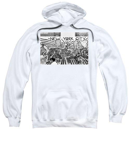 New York City Graffiti Sweatshirt
