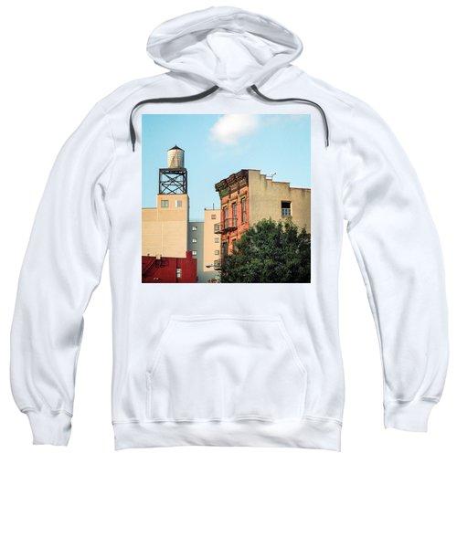 New York Water Tower 3 Sweatshirt