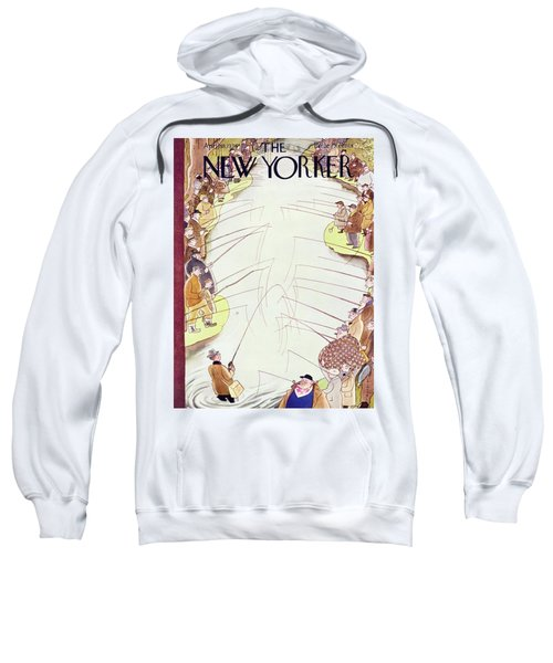 New Yorker April 18 1936 Sweatshirt