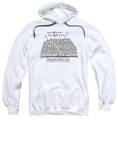 New Yorker April 21st, 1997 Sweatshirt