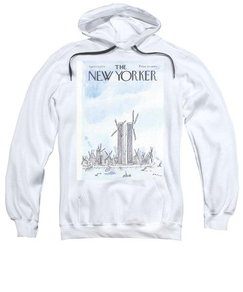 New Yorker April 29th, 1974 Sweatshirt
