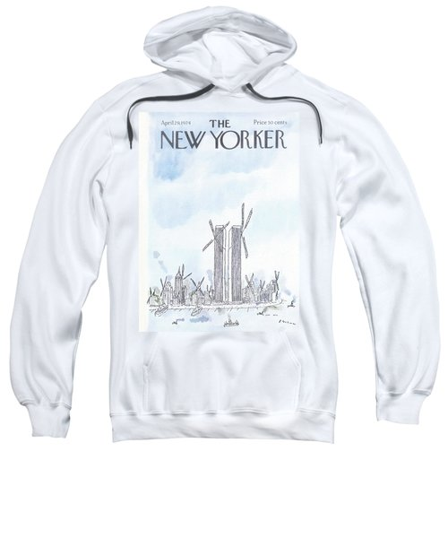 New Yorker April 29th, 1974 Sweatshirt